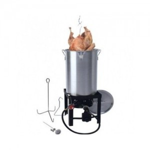 Grillsmith All-In-One 30 Qt. Turkey Fryer