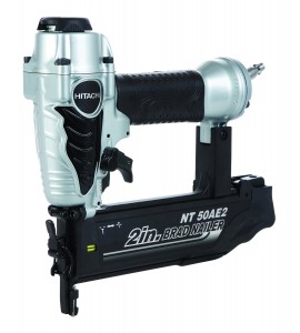 Hitachi NT50AE2 18-Gauge 58-Inch to 2-Inch Brad Nailer