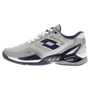 Men`s Raptor Evo Speed Tennis Shoes Metal Silver and Aviator