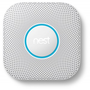 Nest Protect 2nd Gen Smoke + Carbon Monoxide Alarm, Battery