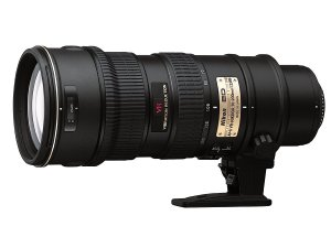 Nikon 70-200mm f2.8G ED-IF AF-S VR Zoom Nikkor Lens for Nikon Digital SLR Cameras