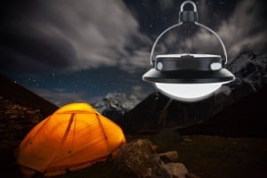 SUBOOS Gen 2 ULTIMATE Rechargeable Camping Tent Lantern - The Most Professional LED Tent Light Available -Super Bright 280 Lumens - 3 Light Mode - Out