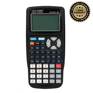 SainSmart MetaPhix M2 Graphing Calculator, Black