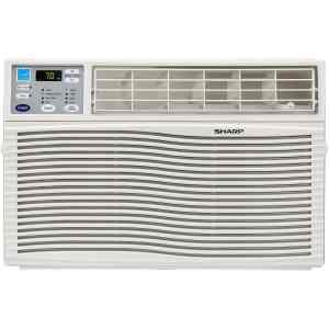 Sharp AFQ80VX Energy Star 8000 BTU Window-Mounted Air Conditioner with Rest Easy Remote Control, 110-volt