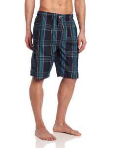 U.S. Polo Assn. Men's Printed Plaid Short