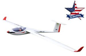 Volantex ASW28 759-1 2.6m 103 Unibody Scale RC Glider Fixed Wing Airplane (PNP)
