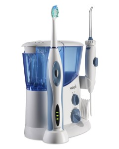 Waterpik Complete Care Water Flosser and Sonic Toothbrush (WP-900)