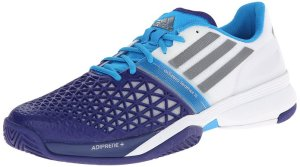 adidas Performance Men's CC Adizero Feather III Tennis Shoe