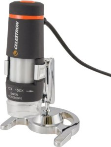 Celestron 44302 Handheld Digital Microscope 1.3MP