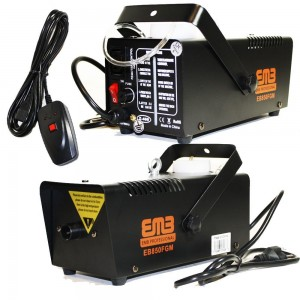 EMB - EB850FGM - 850W High Performance Power Fog machine