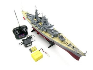 German Bismarck Military Battleship 1360 RC 28 Warship RC Cruiser