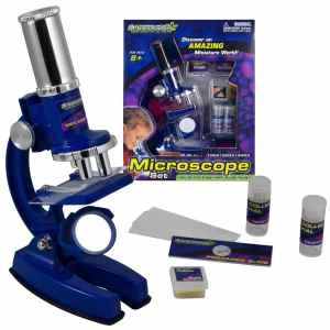 Jr. Science Explorer - Microscope Set, 23 Piece