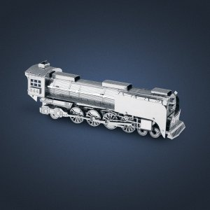 MetalEarth - UP844 Steam Locomotive
