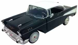Motormax 124 Die-Cast 1957 Chevy Bel Air - Colors May Vary