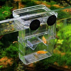 Multifunctional Fish Breeding Isolation Box Incubator for Fish Tank Aquarium Accessory
