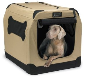 Petnation Port-A-Crate E2 IndoorOutdoor Pet Home