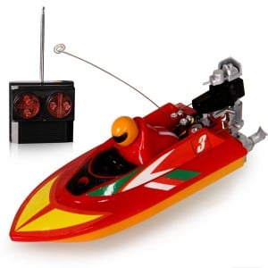 Speedo Mini Remote Controlled RC Speed Boat