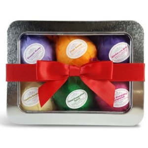 THE BEST Bath Bomb Gift Set by Rejuvelle