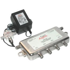 Eagle Aspen 500183 SHN 24-Kit Signal CombinerAmplified 4-Way Splitter