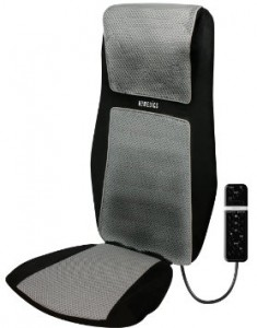 HoMedics SBM-600H-GB Shiatsu Ultimate Back and Shoulder Massager