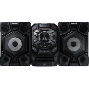 Samsung 230-Watt Bluetooth Hi-Fi Audio Stereo Sound System With Single Disc Cd Player, FM-Radio, Bluetooth, Remote Control