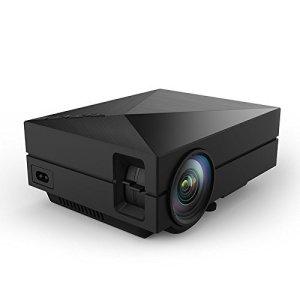 Xinda XD601 Full HD Multimedia LED 1000 Lumens LCD Portable Projector