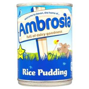 Ambrosia Rice Pudding 12 x 400gm