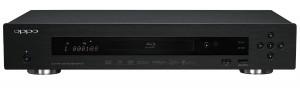 OPPO BDP-103 Universal Disc Player (SACD  DVD-Audio  3D Blu-ray)