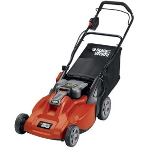 Black & Decker CM1936 19-Inch 36-Volt Cordless Electric Lawn Mower With Removable Battery (Discontinued by Manufacturer)