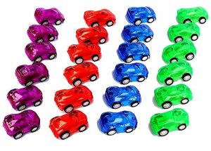 Wenzy Pull Back Racer Cars (2 Dz)