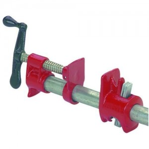 2 Piece 34 Heavy Duty Cast Iron Pipe Clamp With Worldwide Shipping