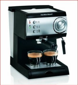 Automatic Espresso Cappuccino Latte Mocha Coffee Maker Machine Cafe Italian New