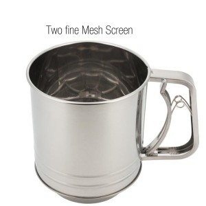 Cooking Classic Stainless Steel Flour Sifter