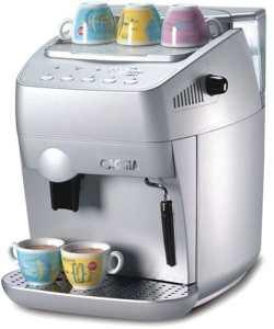 Gaggia 9306 Syncrony Compact Super-Automatic Espresso Machine