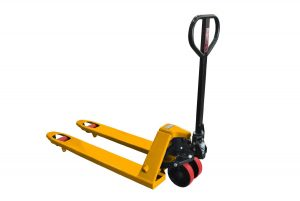 Hu-Lift PJ272148 Narrow Manual Pallet Truck, 5500-Pound Capacity, 21 Length x 48 Width
