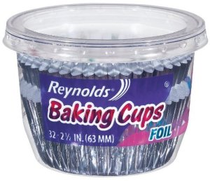 Reynolds Wrap Foil Baking Cups 32 Count