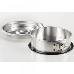 Springform Pan with Water Basin