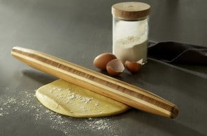 Totally Bamboo Large French Style Tapered Rolling Pin