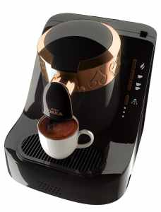 Arzum Okka Ok001 Automatic Turkish  Greek Coffee Machine, 220 - 240 V, Eu Plug Black