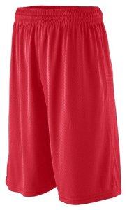 Augusta Sportswear Men's Extra Long Tricot Mesh Short