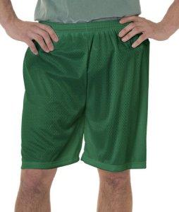 Badger Adult MeshTricot 7-Inch Shorts B7207