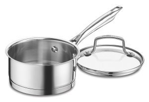 Cuisinart 8919-14 Professional Stainless Saucepan with Cover