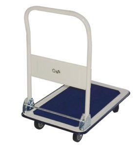 Milwaukee Hand Trucks 33881 19-Inch by 29-Inch Folding Handle Platform Truck