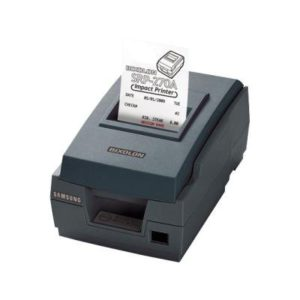 Samsung Kps SRP270C Impact Receipt Printer USB Dark Grey Ac