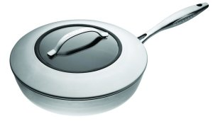 Scanpan CTX 11-Inch Covered Saute Pan