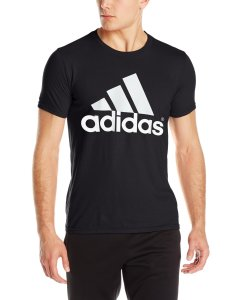 adidas Men's Logo T-Shirt