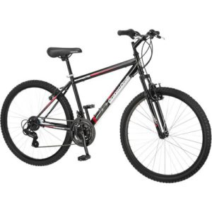 26 wheel Roadmaster Granite Peak Men's Mountain Bike, Black