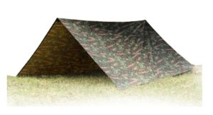Aqua Quest Defender King Tarp - 100% Waterproof Heavy Duty Nylon Material - Extremely Durable Tarpaulin - 13 x 10 ft Large
