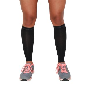 Compression Leg Sleeves with Copper - PureCompression Running Compression Copper Sleeves for Runners