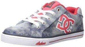 DC Chelsea TX SE Skate Shoe (Little KidBig Kid)